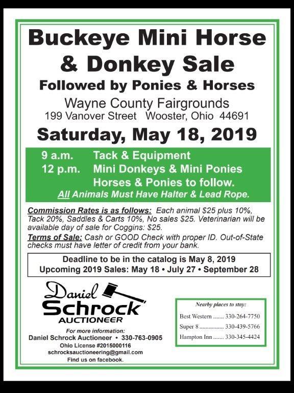 Sponsors – Tri-State Miniature Horse Club